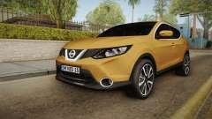 Nissan Qashqai 2016 IVF