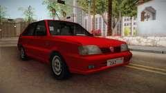 Daewoo-FSO Polonez Atu Plus 1.6 GLi pour GTA San Andreas
