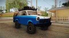 Trabant 601 4x4 Off Road