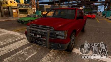 Bravado Bison für GTA 4