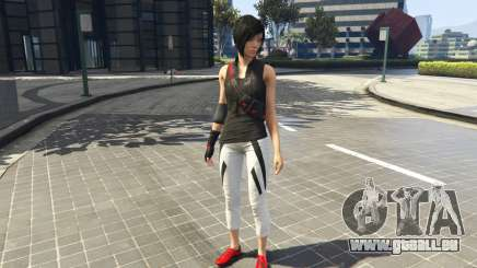 Faith Connors Mirrors Edge für GTA 5