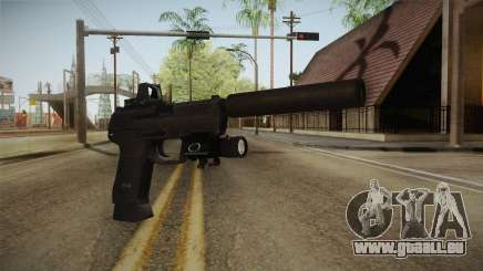 Battlefield 4 - Compact 45 pour GTA San Andreas