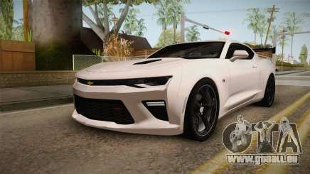 Chevrolet Camaro SS 2017 Tuning Carbon Race pour GTA San Andreas