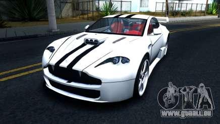 Aston Martin Vantage V8 für GTA San Andreas