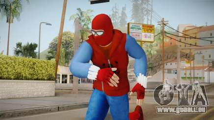 Spider-Man Homecoming - Home Costume (Fan Made) pour GTA San Andreas