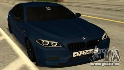 BMW F10 pour GTA San Andreas
