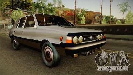 FSO Polonez 1500 Borewicz pour GTA San Andreas