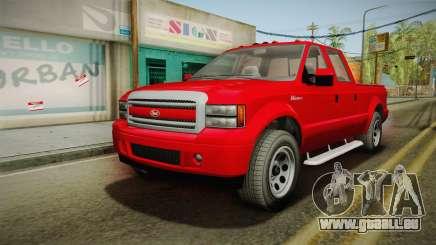 GTA 5 Vapid Sadler für GTA San Andreas