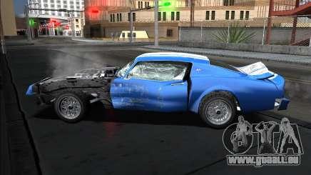 Insane car crashing mod für GTA San Andreas