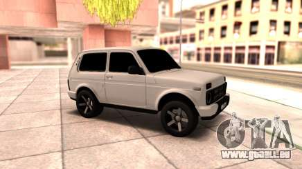 Vaz 2121 Urban Armenia pour GTA San Andreas