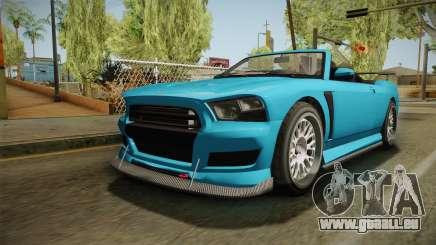 GTA 5 Bravado Buffalo 2-doors Cabrio für GTA San Andreas