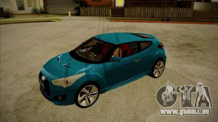 Hyundai i30 3-door hatchback 2013 pour GTA San Andreas