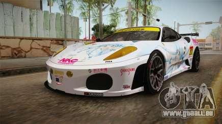 Ferrari F430GT 2010 27 Pacific Racing für GTA San Andreas