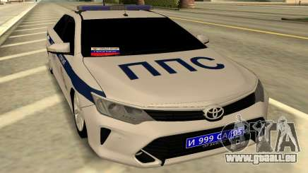 Toyota Camry Police pour GTA San Andreas