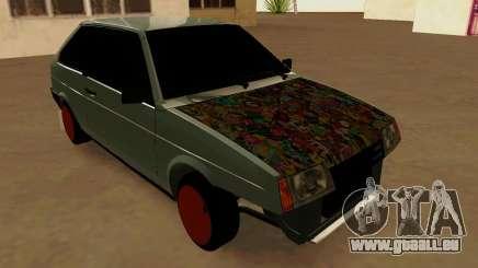 VAZ 2108 Clochard pour GTA San Andreas