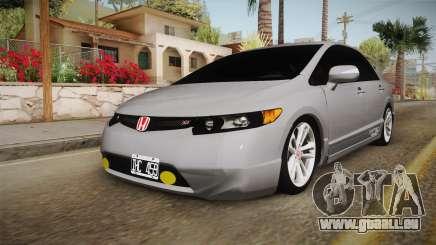 Honda Civic SI 2007 pour GTA San Andreas