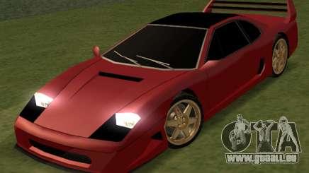 Turismo 2k17 für GTA San Andreas