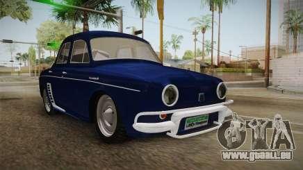 Renault Gordini pour GTA San Andreas