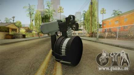Team Fortress 2 - Nailgun pour GTA San Andreas
