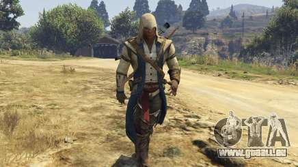 Connor Kenway Assassins Creed 3 für GTA 5