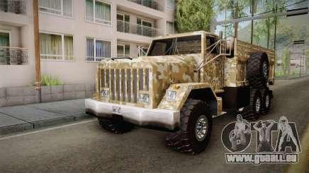 New Barracks pour GTA San Andreas