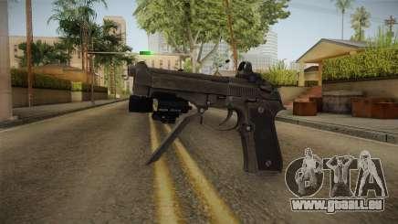 Battlefield 4 - M93R für GTA San Andreas