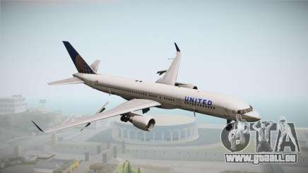 Boeing 757-200 United Airlines für GTA San Andreas
