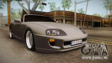 Toyota Supra Cabrio für GTA San Andreas