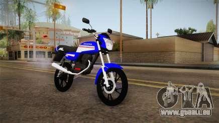 Honda ML 125 pour GTA San Andreas