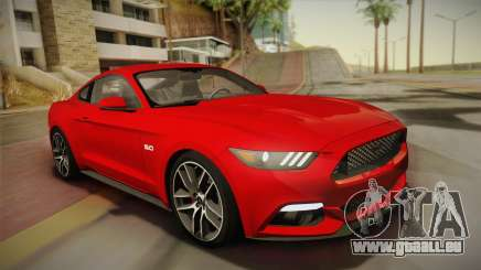 Ford Mustang GT 2015 5.0 für GTA San Andreas