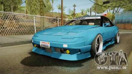 Nissan 180SX RPS13 Type-X für GTA San Andreas