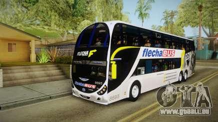 Starbus 2 Flecha Bus Egresados für GTA San Andreas