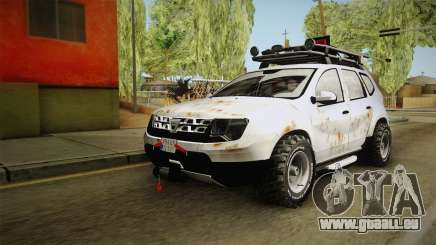 Dacia Duster Mud Edition pour GTA San Andreas