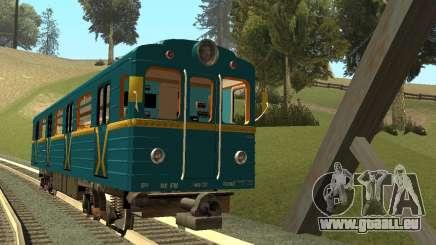 ST_M Metrovagon Typ Igel für GTA San Andreas