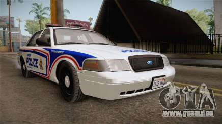 Ford Crown Victoria 2010 London, Ontario PD für GTA San Andreas