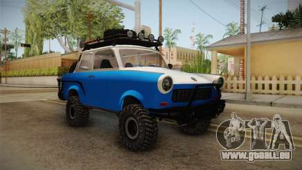 Trabant 601 4x4 Off Road pour GTA San Andreas