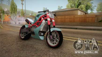 GTA 5 Principe Diabolus pour GTA San Andreas