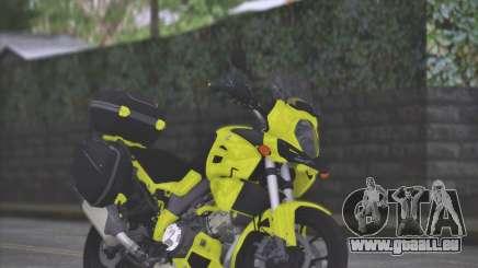 SUZUKI V-STROM 1000 pour GTA San Andreas
