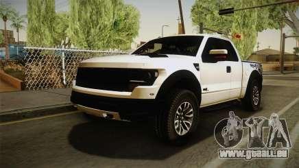 Ford F-150 SVT Raptor 2014 für GTA San Andreas