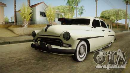 Mercury Monterey Sedan 1950 pour GTA San Andreas