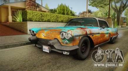 Cadillac Eldorado Brougham 1957 Rusty IVF pour GTA San Andreas