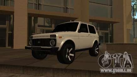 Niva 2121 Armenischen für GTA San Andreas