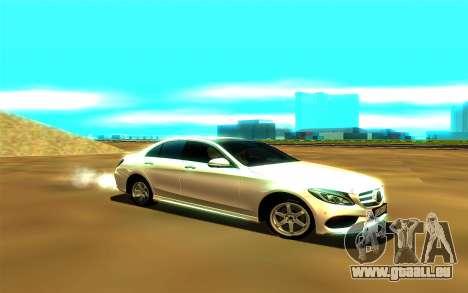 Mercedes-Benz C250 für GTA San Andreas