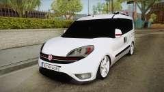 Fiat Doblo 2017