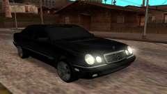 Mersedes-Benz W210 für GTA San Andreas