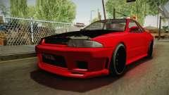 GTA 5 Annis Elegy Retro Custom v2 IVF