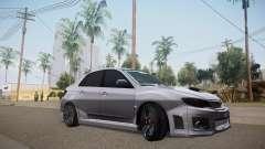 Subaru Impreza WRX STI 2009 TUNED