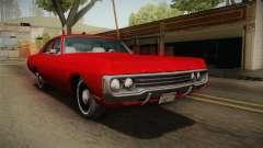 Dodge Polara 1971 Hubcaps pour GTA San Andreas