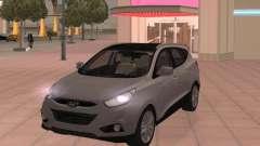 Hyundai ix35 2.0 CRDi 2010