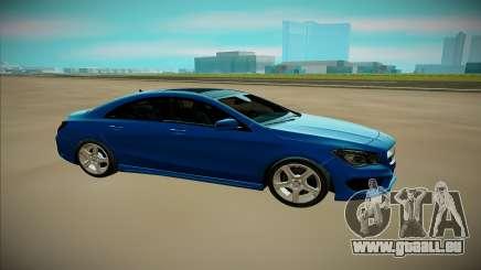 Mercedes-Benz CLA 200 pour GTA San Andreas